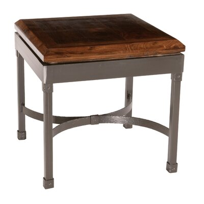 Stone County Ironworks Cedarvale End Table