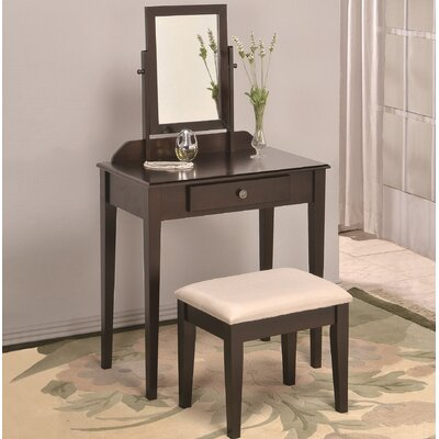American Furniture Classics Vanity Set wi..