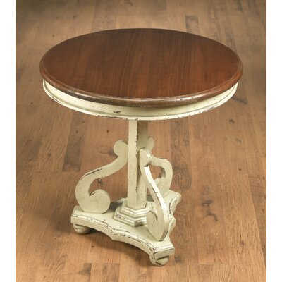 AA Importing Round End Table