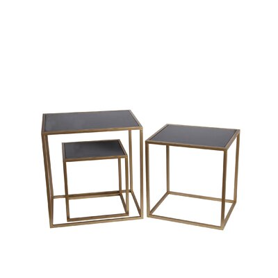 Mercer41 Corcoran 3 Piece Nesting Tables