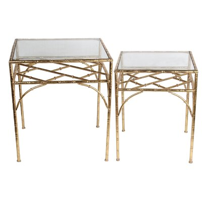Mercer41 Camborne 2 Piece Tables
