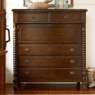 Paula Deen Home River House Corrie's 5 Drawer Dressing Chest