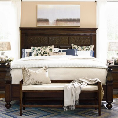 Paula Deen Home Queen Panel Bed