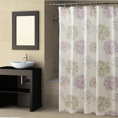 Croscill Dandelion Shower Curtain Amp Reviews Wayfair