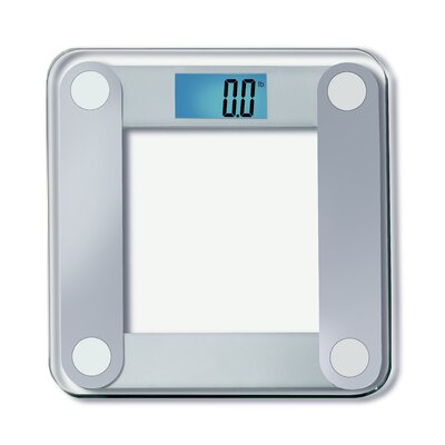 Eatsmart digital bathroom scale with extra large backlight for Big w bathroom scales