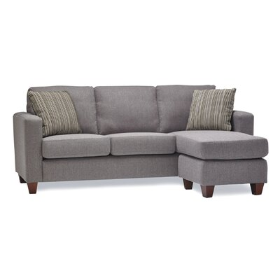 Sofas to Go Leif Reversible Chaise Sectional