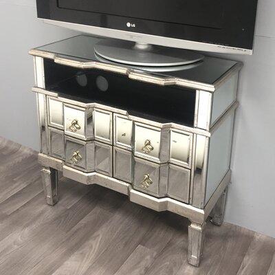 Alterton Vintage Mirrored Tv Cabinets Reviews Wayfair Uk