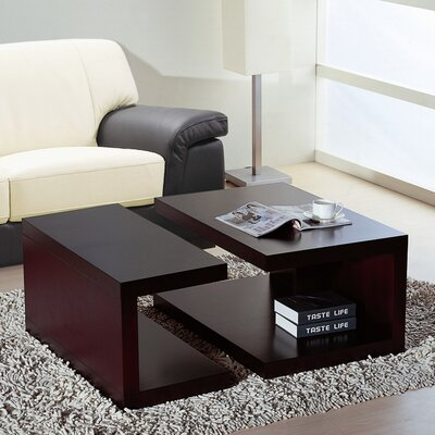 Hokku Designs Jengo Coffee Table