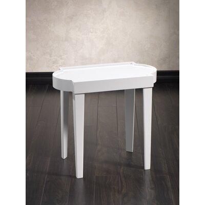 Zodax Leeza Rectangular End Table