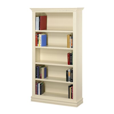 A&E Wood Designs Hampton Standard Bookcase