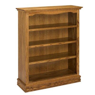 A&E Wood Designs Americana Standard Bookcase