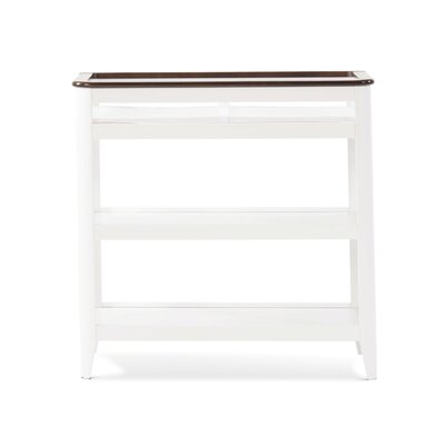 Child craft studio changing table reviews wayfair for Child craft changing table