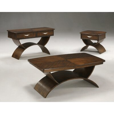 Somerton Dwelling Cirque Coffee Table Set