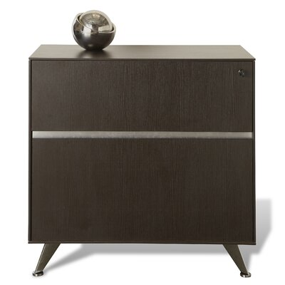 Unique Furniture 300 Series Lateral File Cabinet