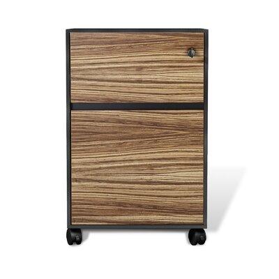 Unique Furniture 400 2-Drawer Mobile Pede..