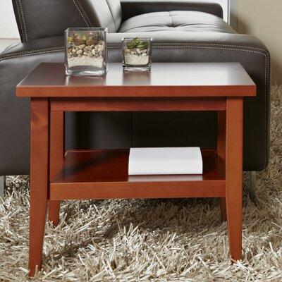 Unique Furniture Wood End Table