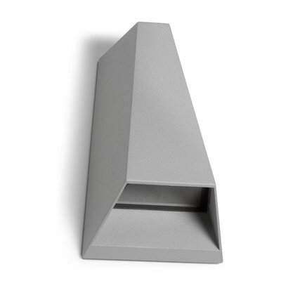 House Additions Taylor 2 Light Outdoor Flush Mount