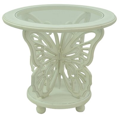 Crestview Collection Bethany End Table