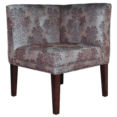 Crestview Collection Alexandria Upholstered Side..