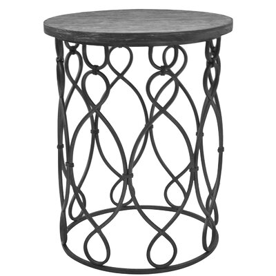 Lark Manor Goulaine End Table