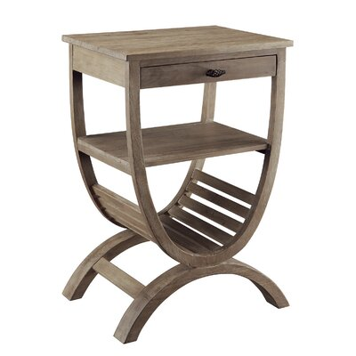 Crestview Collection Blondelle End Table