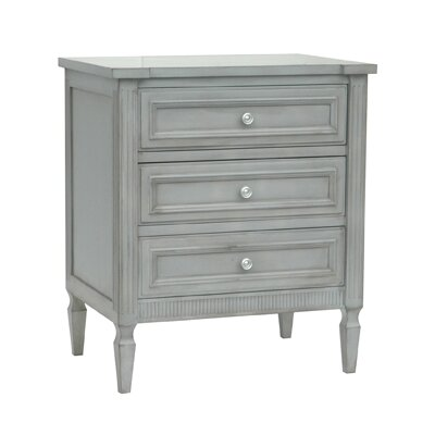 Crestview Collection Weatherford End Table