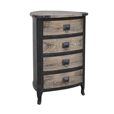 Crestview Collection Celine End Table