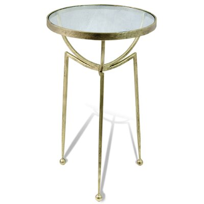 Interlude Gemma End Table