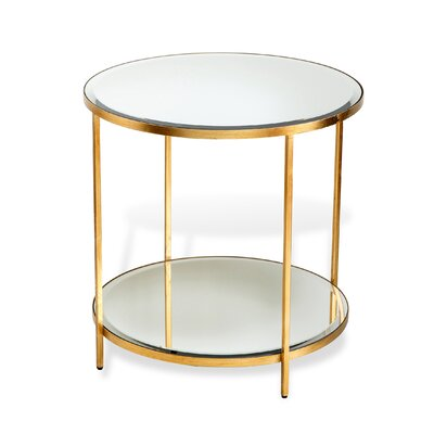 Interlude Hayward End Table