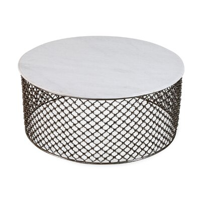 Interlude Padma Coffee Table