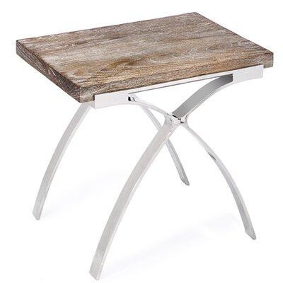 Interlude Kiren End Table