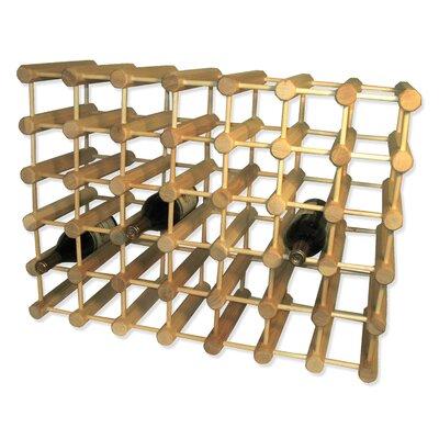 J.K. Adams 40 Bottle Floor Wine Rack