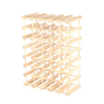 J.K. Adams 40 Bottle Floor Wine Rack