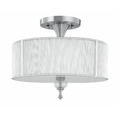 world imports lighting uptown contemporary 3 light semi