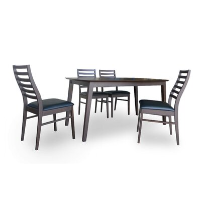 New Spec Inc 5 Piece Dining Set