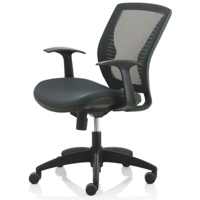 New Spec Inc Mid-Back Mesh Conference Chair with Arm