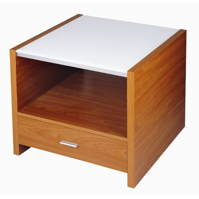 New Spec Inc Enta-17 End Table