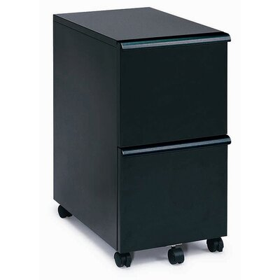 New Spec Inc 2-Drawer Mobile MP-05  Double File Cabinet