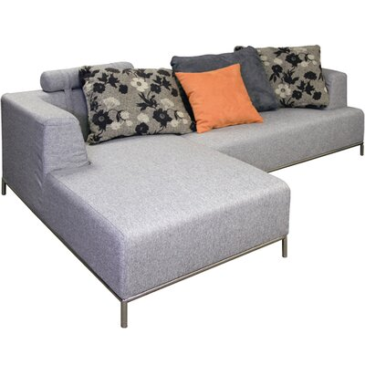 New Spec Inc Blossom Sectional