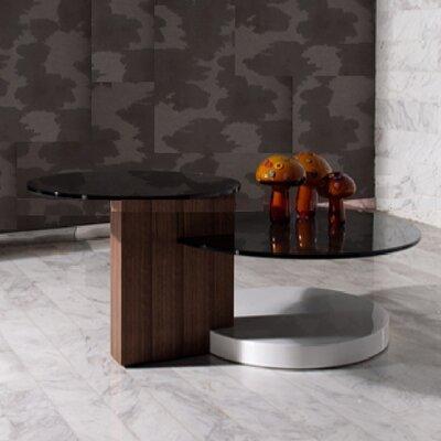 New Spec Inc Mushroom Coffee Table