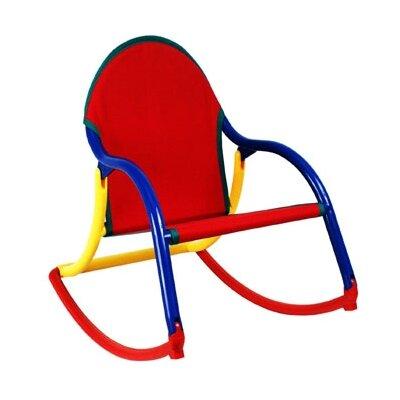 Hoohobbers personalized kids rocking chair reviews wayfair for Monogrammed kids chair
