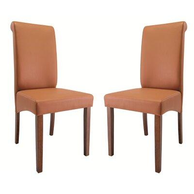Abbyson Living Jenna Parson Chair (Set of 2)