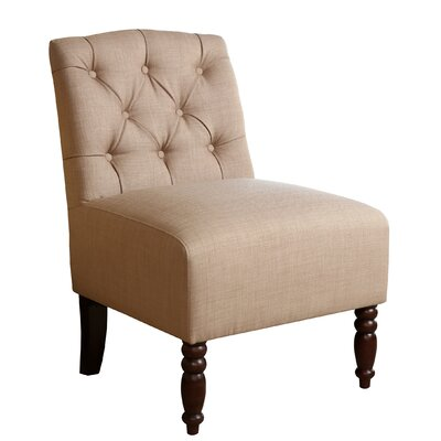 Rosalind Wheeler Stanmore Tufted Side Chair