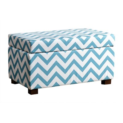 Latitude Run Bryson Small Storage Ottoman