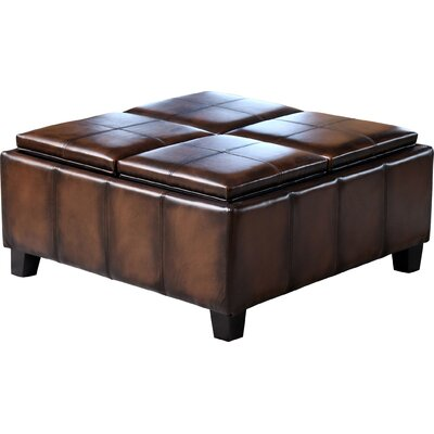 Loon Peak Cacapon Square Ottoman