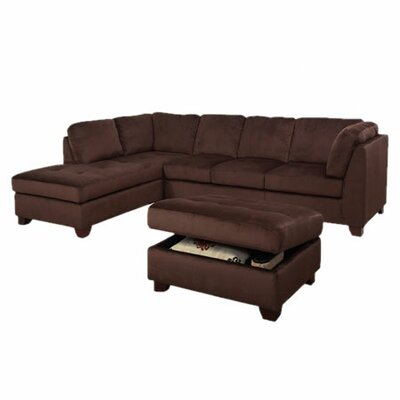 Abbyson Living Deana Sectional