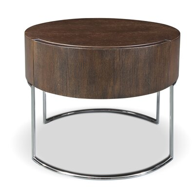 Bellini Modern Living Mint End Table