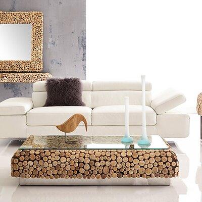 Bellini Modern Living Pebble Coffee Table