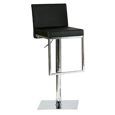 Bellini Modern Living Ann Adjustable Height Swivel Bar Stool