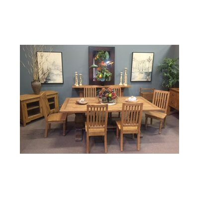 Casual Elements Santa Fe 7 Piece Dining Table Set
